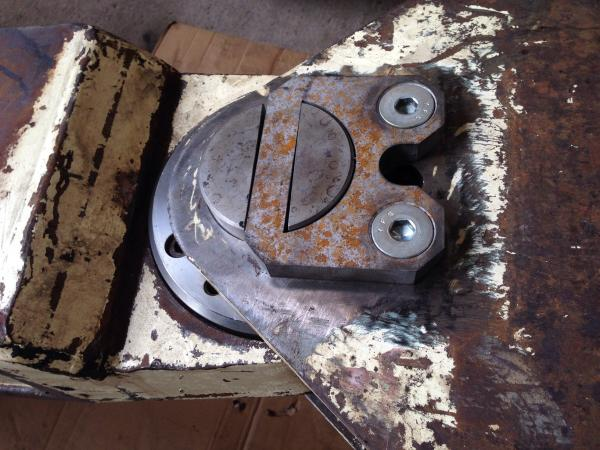 interstater lifting bar top smiley plate