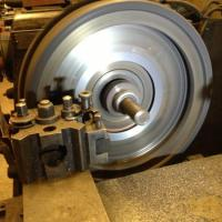 Flywheel Machining